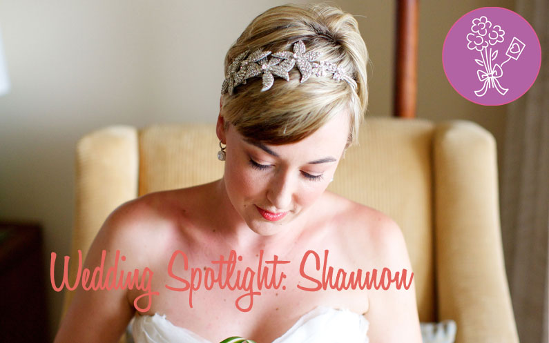 Wedding Spotlight: Shannon