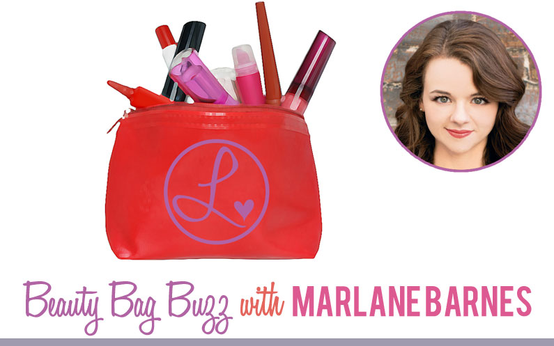 Beauty Bag Buzz with Marlane Barnes