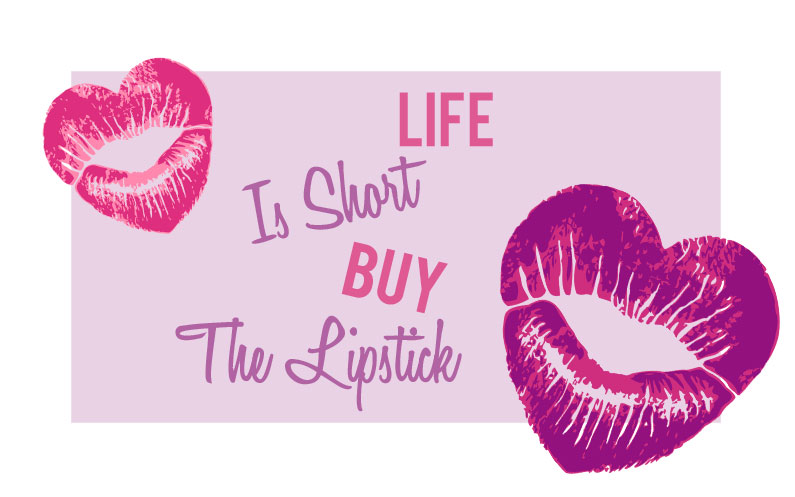 Fun, Weird, and True Facts about Lipstick!