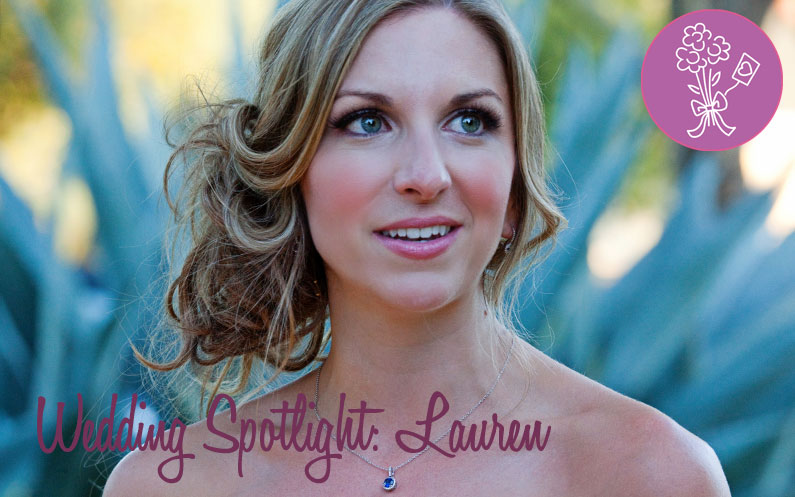 Wedding Spotlight: Lauren