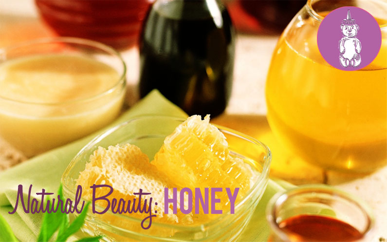 Natural Beauty: DIY Honey Treatments